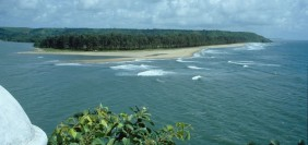 view-from-fort-tiracol goa